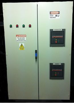 Picture of Changeover  ATS - 2500 Amp ABB 3 Phase N
