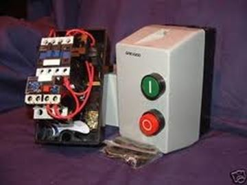 Picture of 7.5Kw 415v Enclosed D/O/L Starter