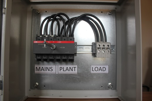 Manual transfer amp abb single phaseautomatic