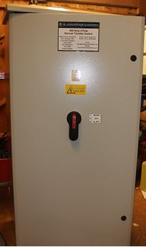 Picture of Manual Transfer - 300 Amp ABB Single Phase