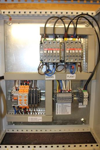 Generator ATS Amp ABB Phase NAutomatic Transfer Switches - Wiring diagram panel ats