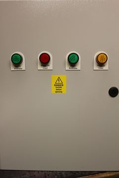 Picture of Changeover ATS - 45 Amp ABB Single Phase