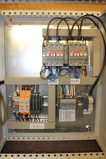 Automatic Transfer Switch Panelautomatic Transfer Switches