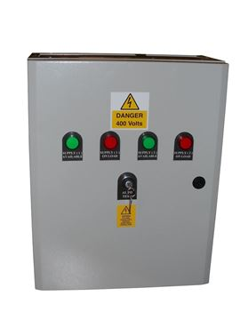Picture of Changeover ATS - 28 Amp ICG 3 Phase N