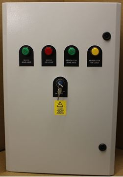 Picture of Changeover ATS - 32 Amp  Lovato 3 Phase N