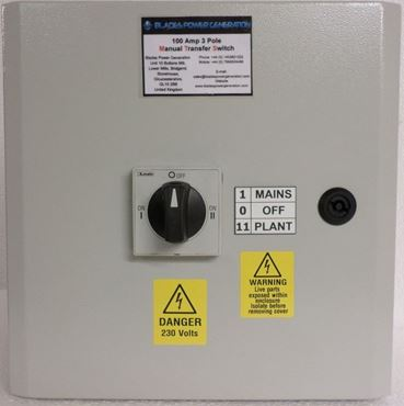 Picture for category Manual Transfer Switch