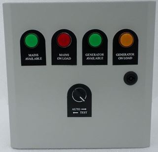 Picture of Changeover  ATS - 100 Amp ABB Compact