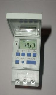 Picture of 7 Day Timer 240v Ac Coil