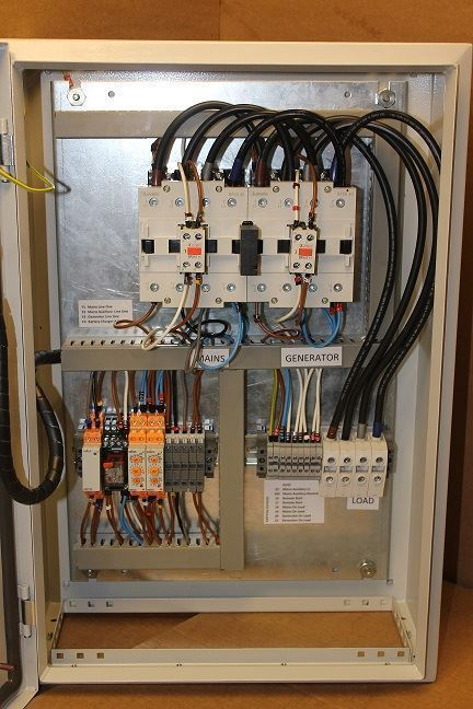 Generator Amf Atsautomatic Transfer Switches Manual