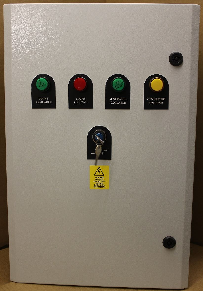 Automatic Transfer Switch Panelautomatic Switches Manual Changeover Circuit Electronic Circuits And Diagram Picture Of Ats 125 Amp Abb Single Phase