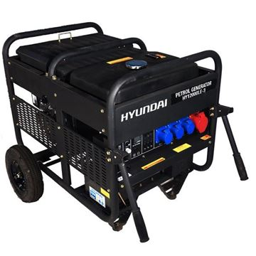 Picture of Generator HY12000LE-3