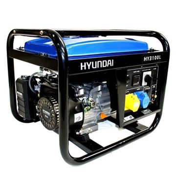 Picture of HY3100L 2.8kW Petrol Generator