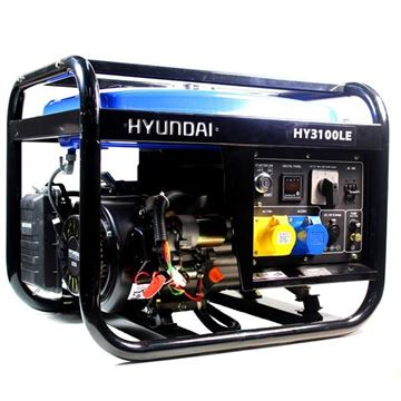 Picture of HY3100LE 2.8kW Electric Start Petrol