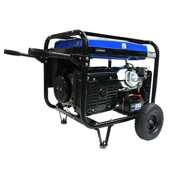 Picture of Hyundai HY9000LEK 6.6kW Electric Start Petrol Generator