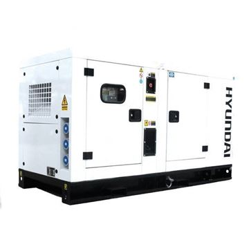 Picture of DHY35KSEm 1500rpm 45kVA Single Phase