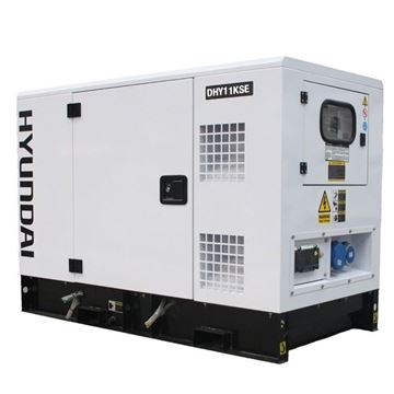Picture of DHY11KSE 1500rpm 11kVA Three Phase