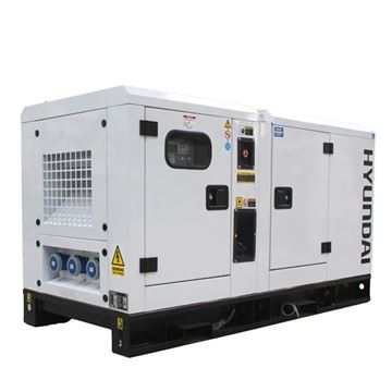 Picture of DHY22KSE 1500rpm 22kVA Three Phase