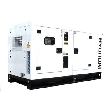 Picture of DHY34KSE 1500rpm 34kVA Three Phase