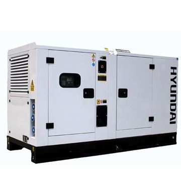 Picture of DHY45KSE 1500rpm 45kVA Three Phase