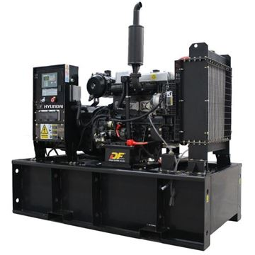 Picture of DHY60KE 1500rpm 60kVA Three Phase