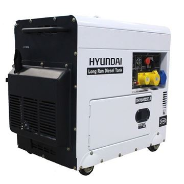 Picture of Generator DHY8000SELRT