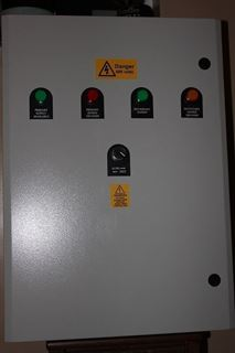 Picture of Motorized 100 Amp 4 Pole