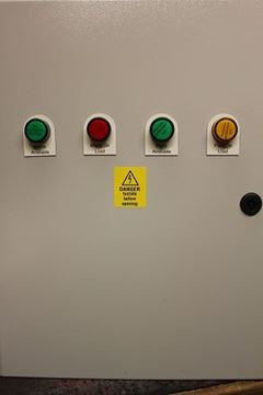 Picture of Critical Power - 25 Amp ABB Three Phase