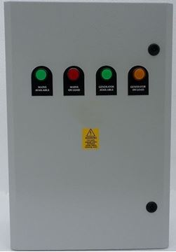 Picture of Mains - Mains 100 Amp ABB Single Phase