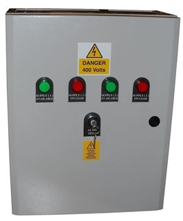 Picture of Changeover  ATS - 100 Amp ABB 3 Phase N