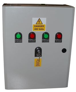 Picture of Changeover ATS - 30 Amp ABB 3 Phase N