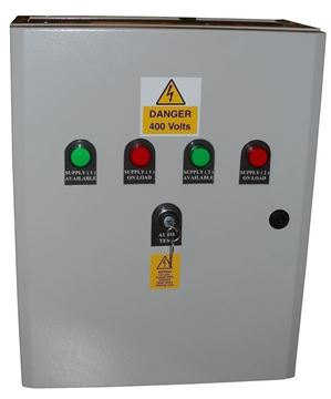 Picture of Changeover ATS - 45 Amp ABB 3 Phase N