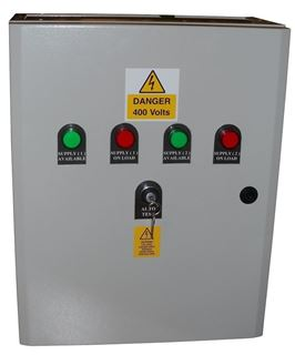 Picture of Changeover ATS -125 Amp ABB 3 Phase N