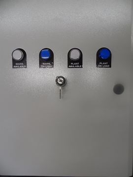 Picture of Changeover ATS - 500 Amp ABB 3 Phase N